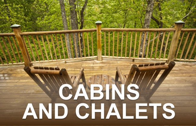 Bryson City Cabin Rentals & Chalets | Bryson City, North Carolina