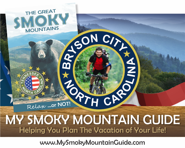 Bryson City | My Smoky Mountain Guide Logo