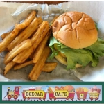Box Car Cafe & Cones
