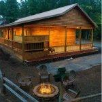 Make a Reservation | 4 Bed 3 Bath Vacation Home | Bryson City, North Carolina