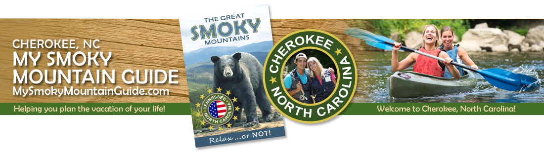 Cherokee | My Smoky Mountain Guide Logo