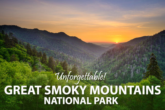 Unforgettable! Great Smoky Mountains National Park | America's Most Visited National Park