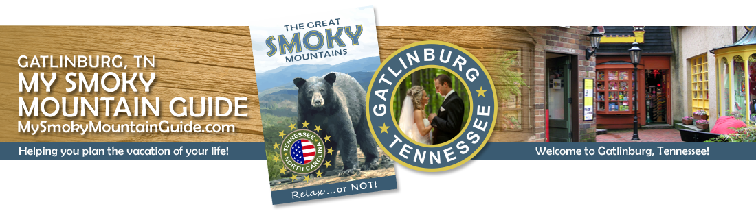 Gatlinburg | My Smoky Mountain Guide Logo