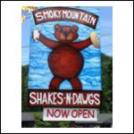 Smoky Mountain Shakes and Dawgs | Gatlinburg, Tennessee | Gatlinburg Restaurants | My Smoky Mountain Guide