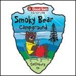 Smoky Bear Campground and RV Park   Gatlinburg, Tennessee