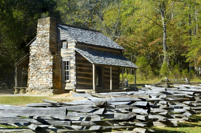 John Oliver Cabin | Cades Cove | Great Smoky Mountains National Park