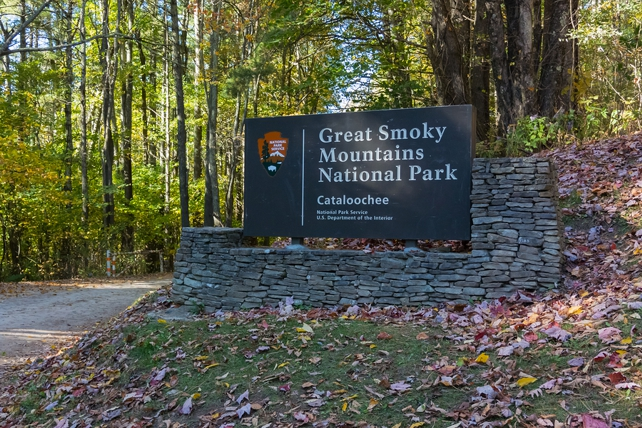 Cataloochee | Great Smoky Mountains National Park Entrance