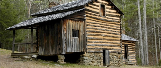 Elijah Oliver Cabin | Cades Cove | Great Smoky Mountains National Park