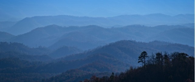 Look Rock Tower | Foothills Parkway
