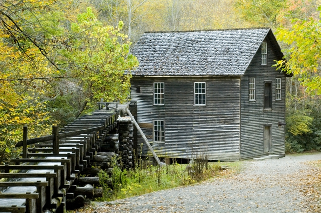 Mingus Grist Mill | Great Smoky Mountains National Park
