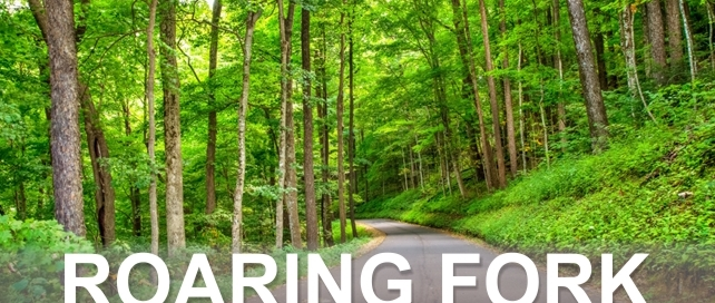 Roaring Fork Nature Trail | Great Smoky Mountains National Park