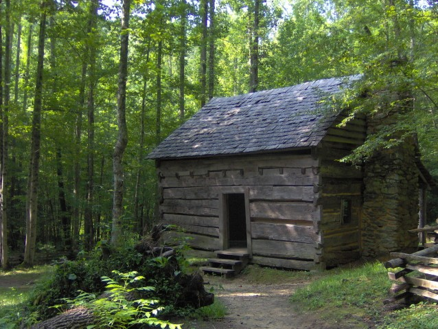 John Ownby Cabin | Fighting Creek Nature Trail