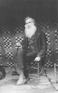 John Walker   Father of the Walker Sisters   Little Brier Gap Trail   My Smoky Mountain Guide