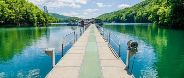 Lakeshore Trail | Hazel Creek Trail | Bone Valley Trail | Fontana Lake Area