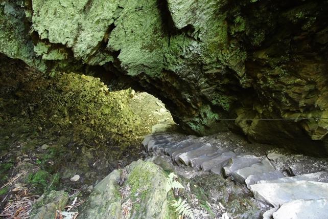 Arch Rock | Alum Cave Trail