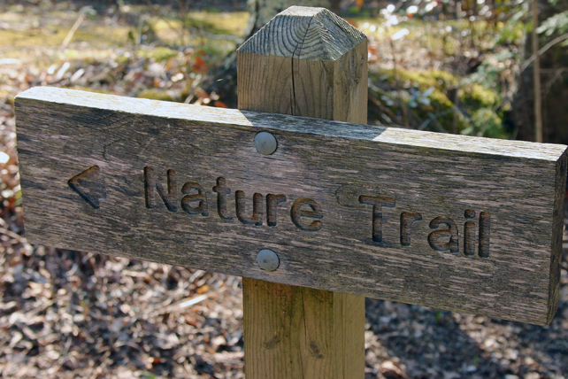 Backcountry Regulations | Nature Trail Sign | Great Smoky Mountains National Park