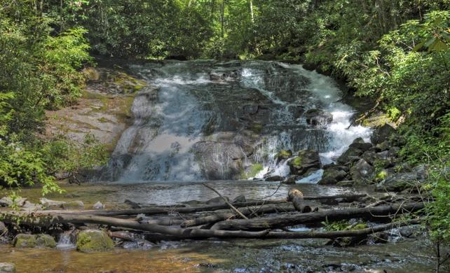 Indian Creek Falls | Deep Creek Trail Loop