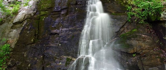 Juney Whank Falls | Bryson City, NC | My Smoky Mountain Guide