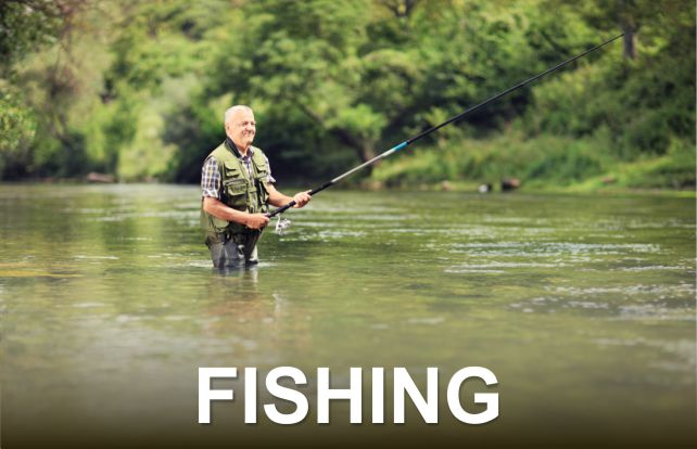 Fishing | Things to Do in Great Smoky Mountains National Park