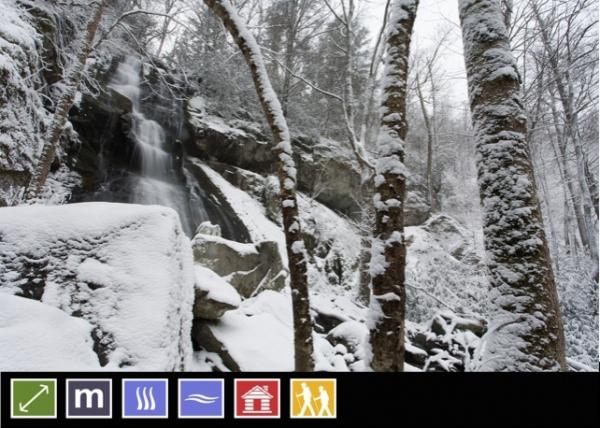 Hen Wallow Falls Via Gabes Mountain Trail 38 Popular Day