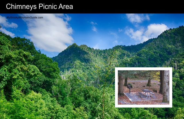 Chimneys Picnic Area | Great Smoky Mountains National Park | My Smoky Mountain Guide