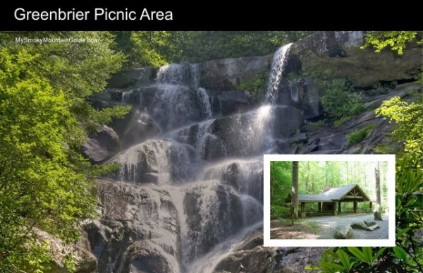 6 Greenbrier Picnic Area Great Smoky Mountains National