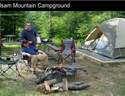 7. Balsam Mountain Campground