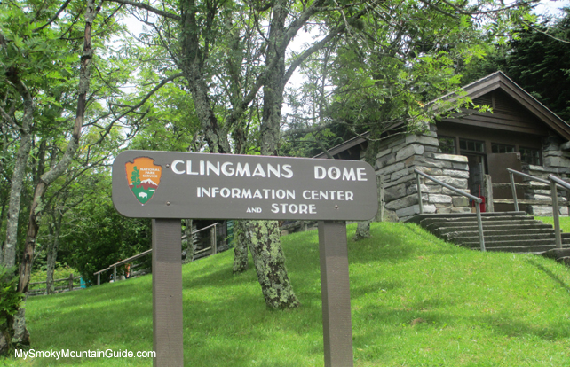 Clingman's Dome Visitor Center | Great Smoky Mountains National Park