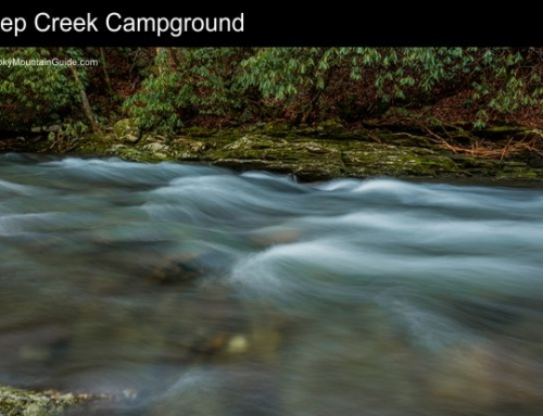 9. Deep Creek Campground