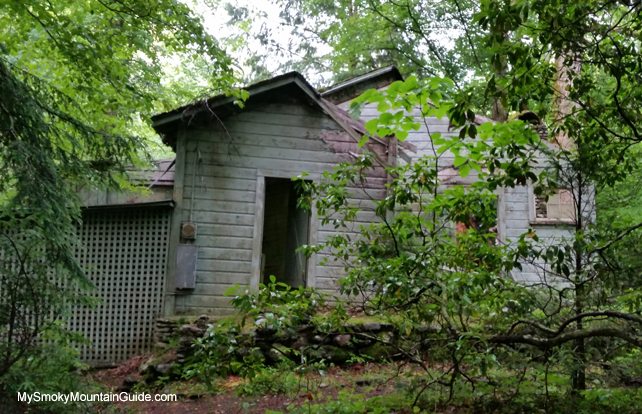 Cabin In Disrepair | Elkmont, TN | Great Smoky Mountains National Park
