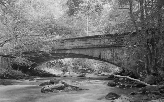 Smokemont Campground | Luten Bridge | My Smoky Mountain Guide