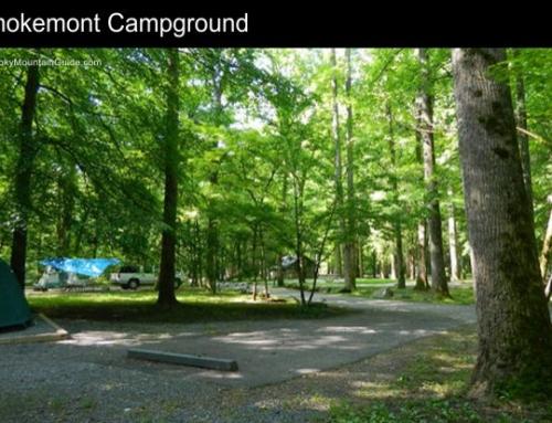 8. Smokemont Campground