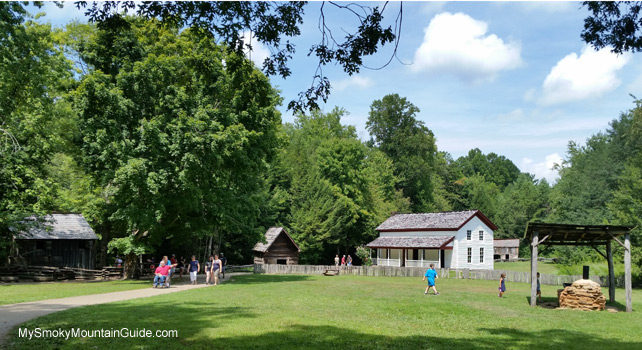 Southern Life Open-Air Museum | Cades Cove Visitor Center | Great Smoky Mountains National Park