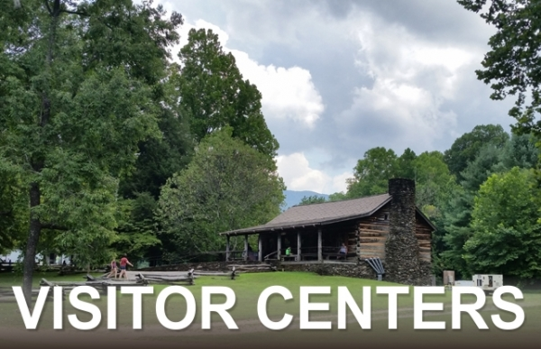 Great Smoky Mountains National Park Visitor Centers