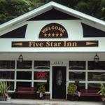 Make a Reservation   Five Star Inn   Maggie Valley, North Carolina