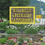 Hillbilly Campground   Maggie Valley, North Carolina   Lodging   Campgrounds   My Smoky Mountain Guide