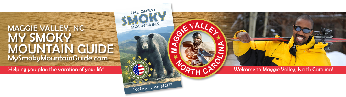 Maggie Valley | My Smoky Mountain Guide Logo