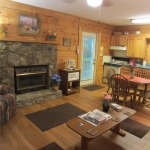Make your reservations for Misty Creek Log Cabins here!