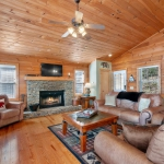 Make your reservations for Ridgeview Cabin here!
