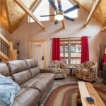 Make your reservations for The Red Fox Cabin here!