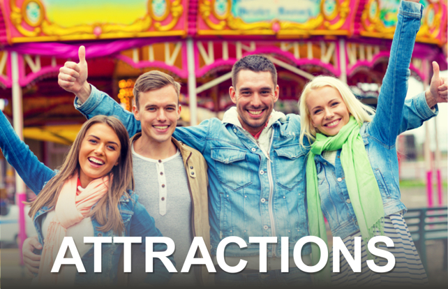pigeon forge tn attractions