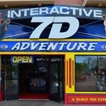 Buy tickets to 7D Dark Ride Adventure!