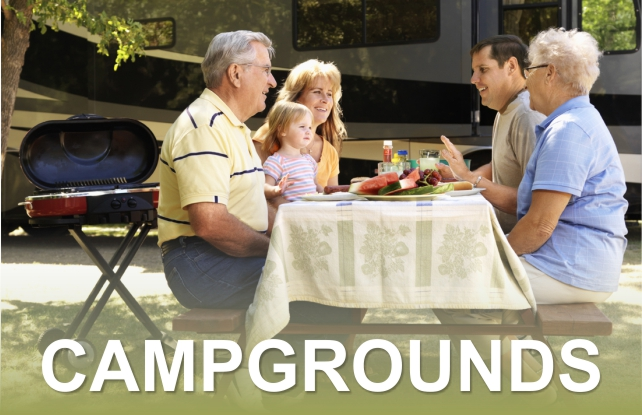Pigeon Forge Campgrounds & RV Parks