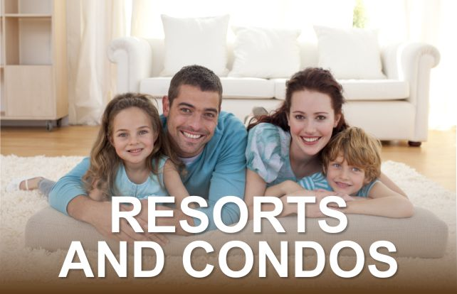 Resorts & Condos | Pigeon Forge, Tennessee | My Smoky Mountain Guide