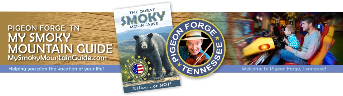 Pigeon Forge | My Smoky Mountain Guide Logo