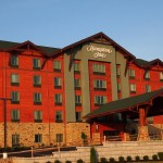 Make reservations for Hampton Inn Pigeon Forge