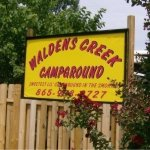 Waldens Creek RV and Campground | Pigeon Forge, TN