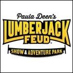 Buy discount tickets to Paula Deen's Lumberjack Fued Show & Adventure Park!
