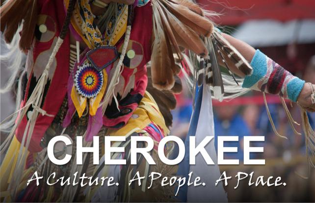 Cherokee, North Carolina   A Culture, A People, A Place