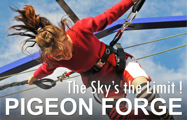 Pigeon Forge, Tennessee   The Sky's the Limit!